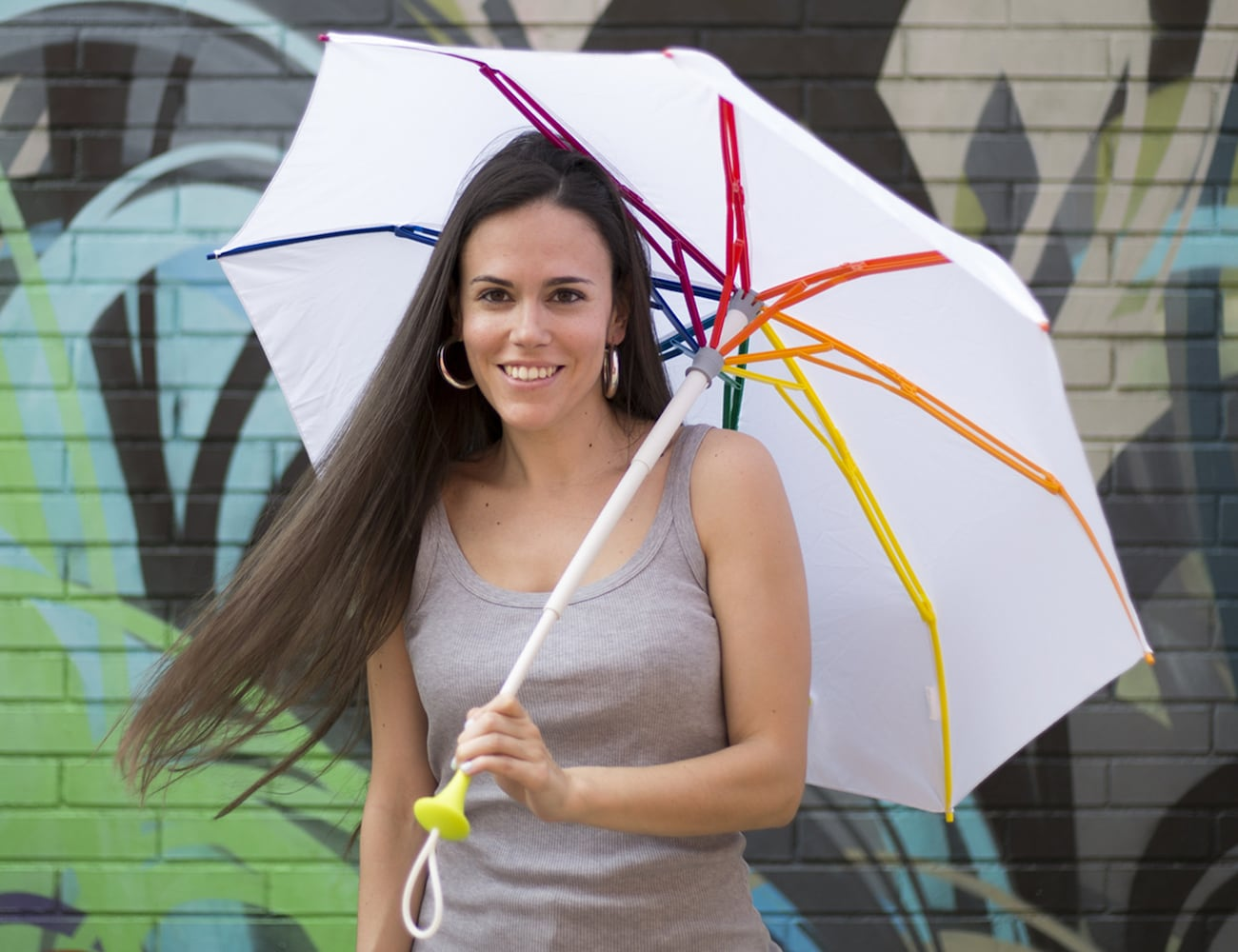 Pluvi Ultra Durable Lightweight Umbrella