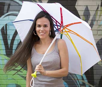 Pluvi+Ultra+Durable+Lightweight+Umbrella