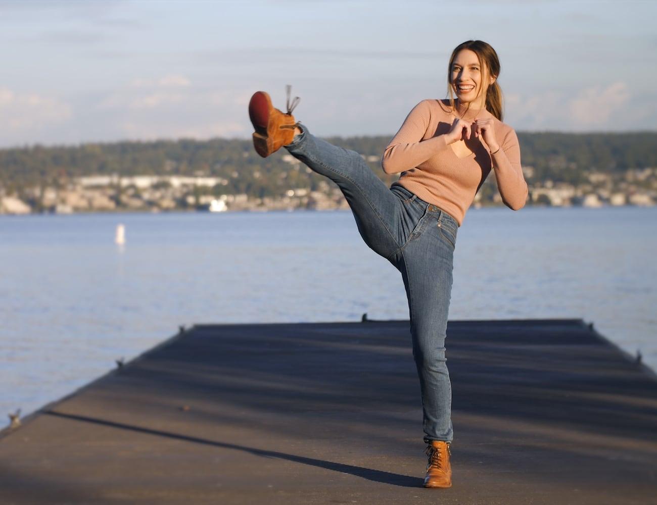 Radian Women's Deep Pocket Jeans