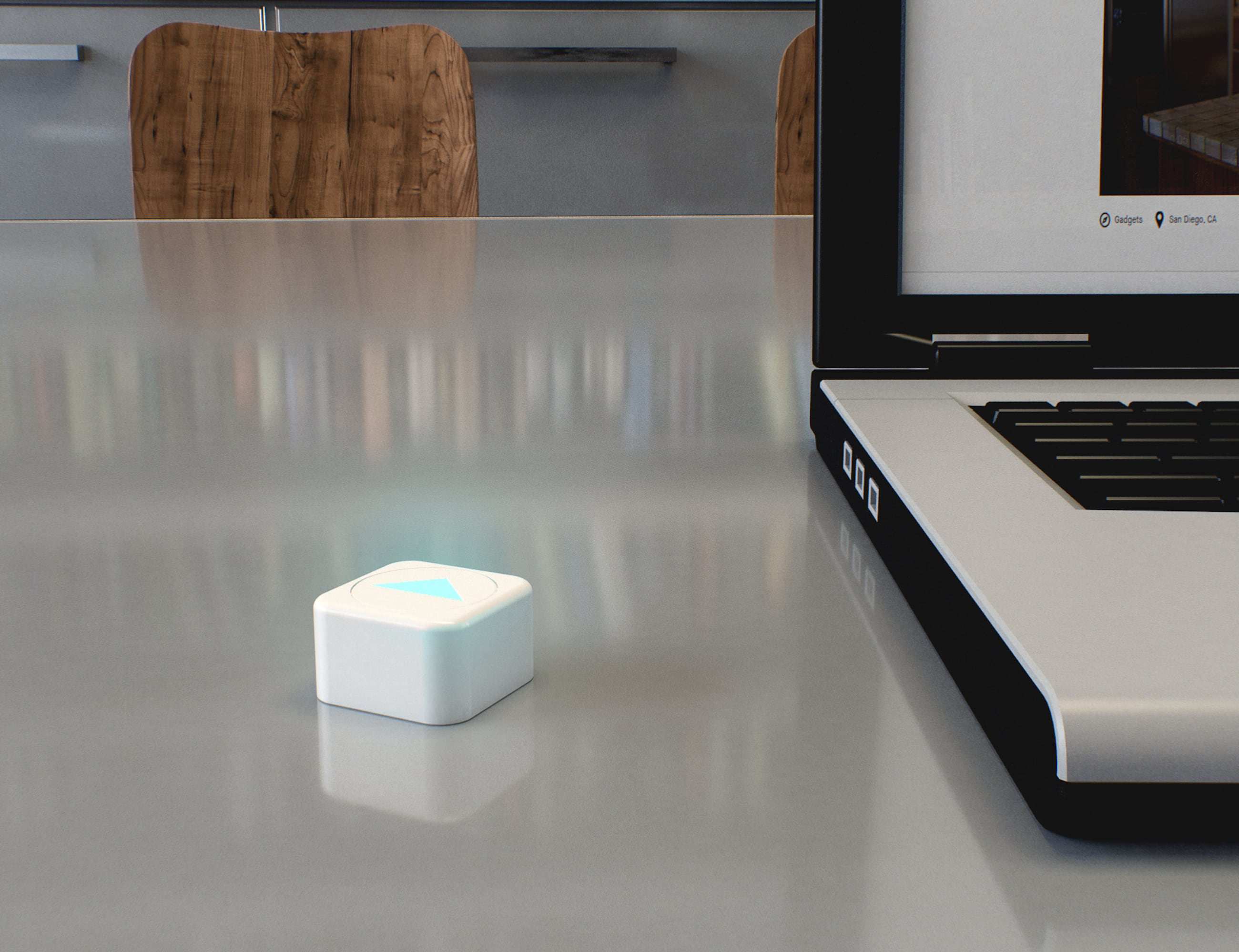 SiB Programmable Smart Button
