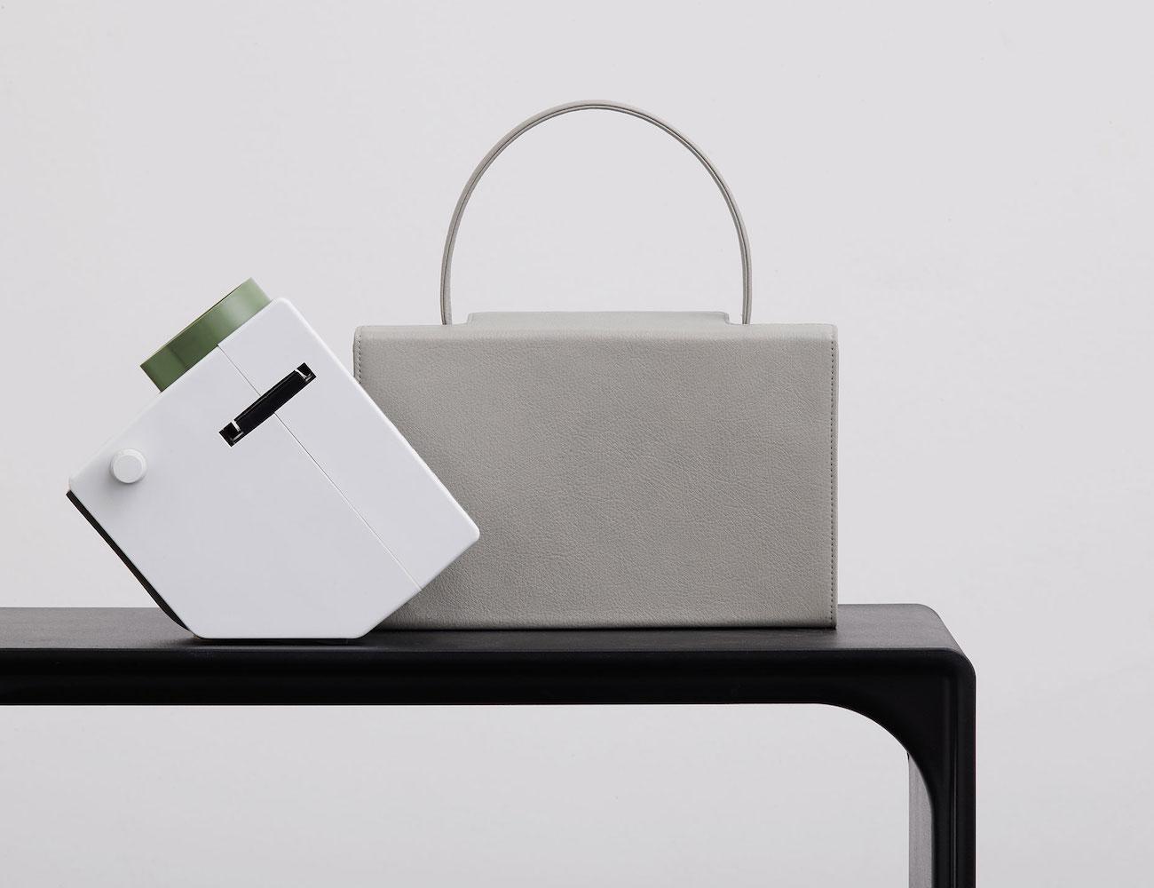 TSATSAS x Dieter Rams 931 Leather Handbag