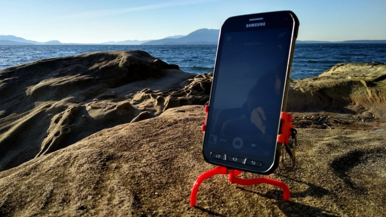 Ultimate Kickstand pocket-sized smartphone tripod goes with you wherever you go