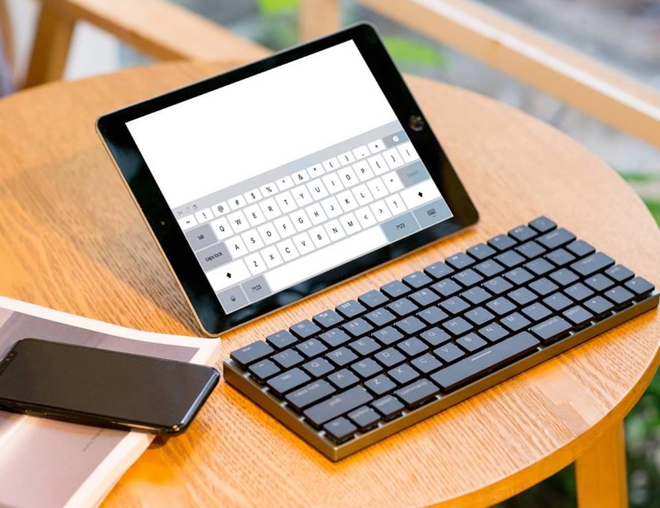 Vinpok Taptek Slim Wireless Mechanical Keyboard