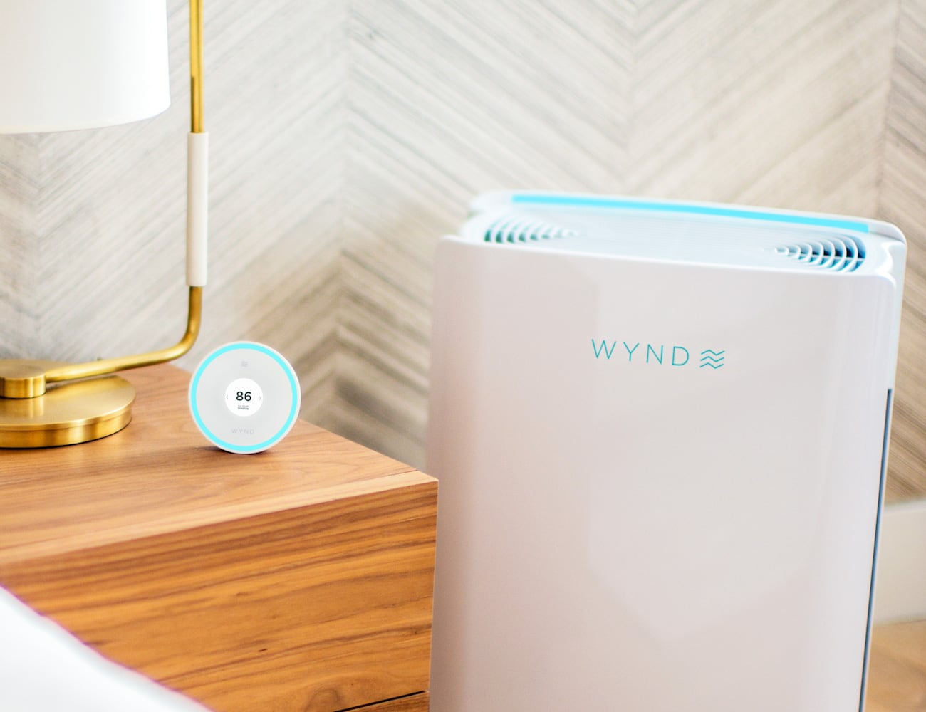 Wynd Smart Air Quality System