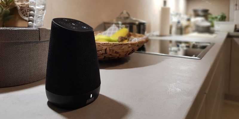 August Venus Smart Wi-Fi Speaker - Holiday gift guide – Gift ideas under $100