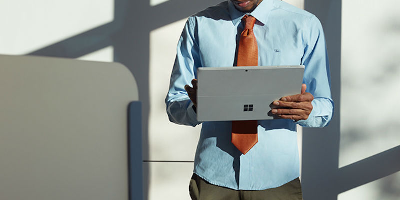 Microsoft Surface Pro LTE Laptop