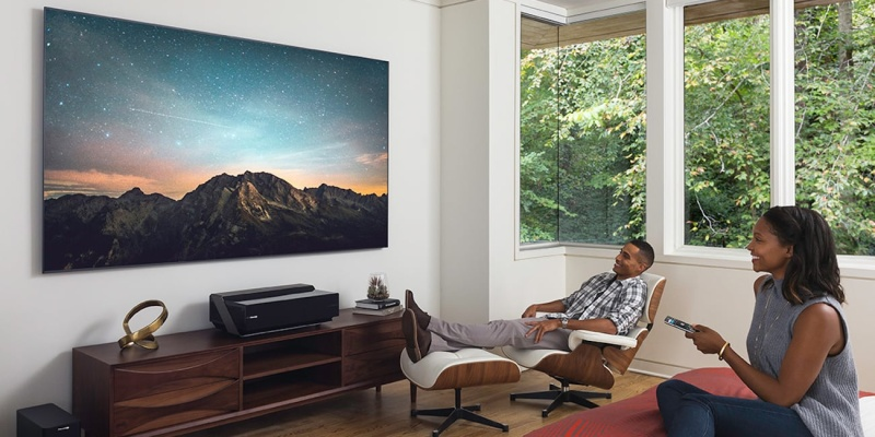 Hisense 100-Inch 4K Smart Laser TV - Buyer's Guide: the best smart TVs for any budget