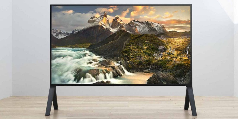 Sony Z9D 4K HDR TV with Android - Buyer's Guide: the best smart TVs for any budget