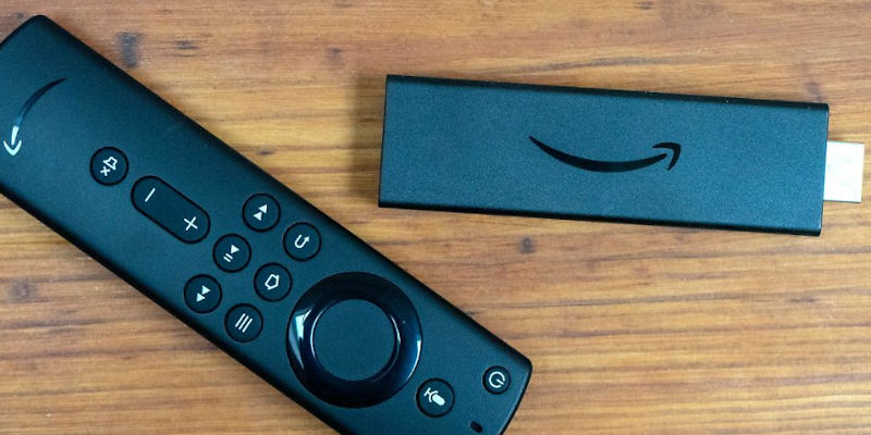 7 Smart gadgets to help you survive the holidays with your family - Amazon Fire TV Stick 4K