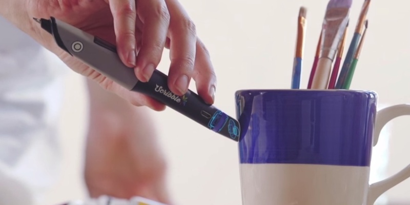 Scribble Smart Pen and Touchscreen Stylus - Smart stationery that will make you want to work