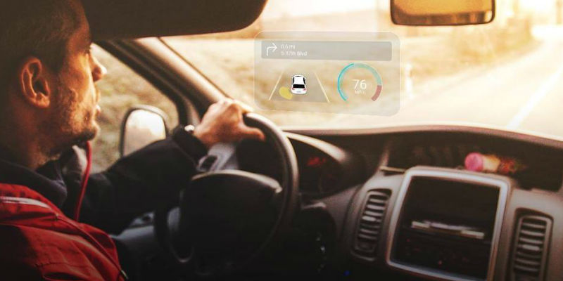 4 Heads-up displays for a smarter driving experience - Roav Dashtop Head-Up Display Computer