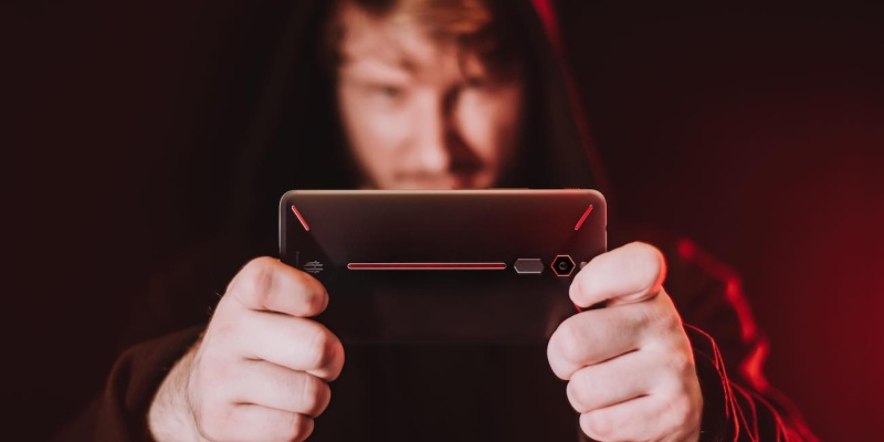 Red Magic Gaming Smartphone - 9 Must-have gadgets for mobile gamers