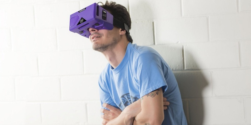 VR Smartphone Goggles by Merge -- 9 Must-have gadgets for mobile gamers