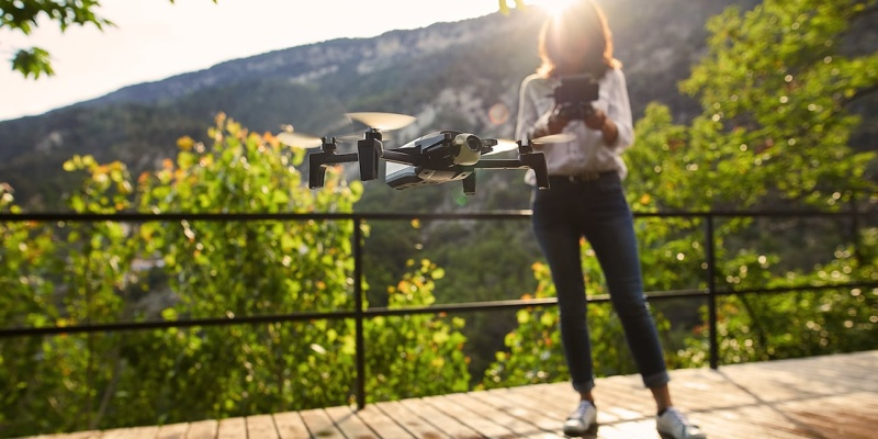 Parrot Anafi Flying 4K HDR Camera - Buyer's guide: new drones that you need to see