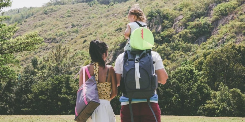 MFP 5.0 Multipurpose Family Backpack - Holiday gift guide - The best gifts for busy parents
