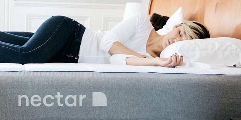 Nectar Gel Memory Foam Mattress - Holiday gift guide - The best gifts for busy parents