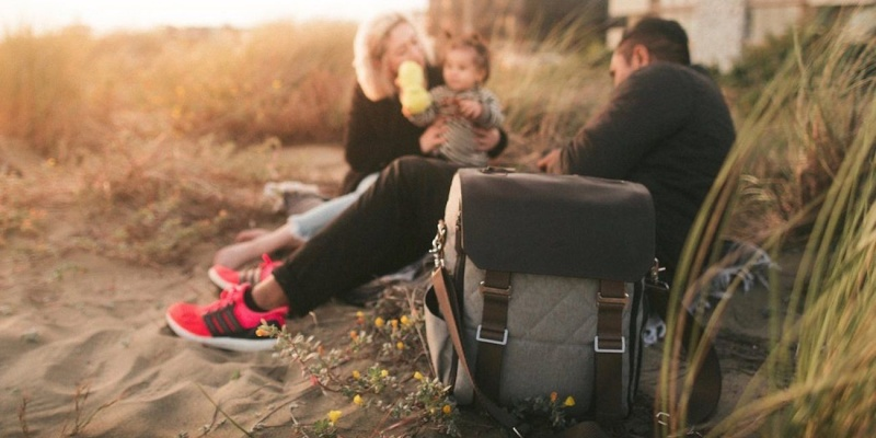 Willow Baby Changing Bag - Holiday gift guide - The best gifts for busy parents