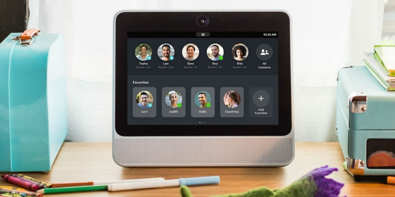 Facebook Portal Video Calling Device - Holiday gift guide - The best gifts for busy parents