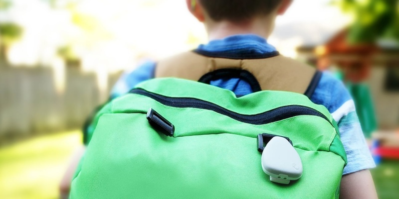 Jiobit Kids GPS Tracker - Holiday gift guide - The best gifts for busy parents