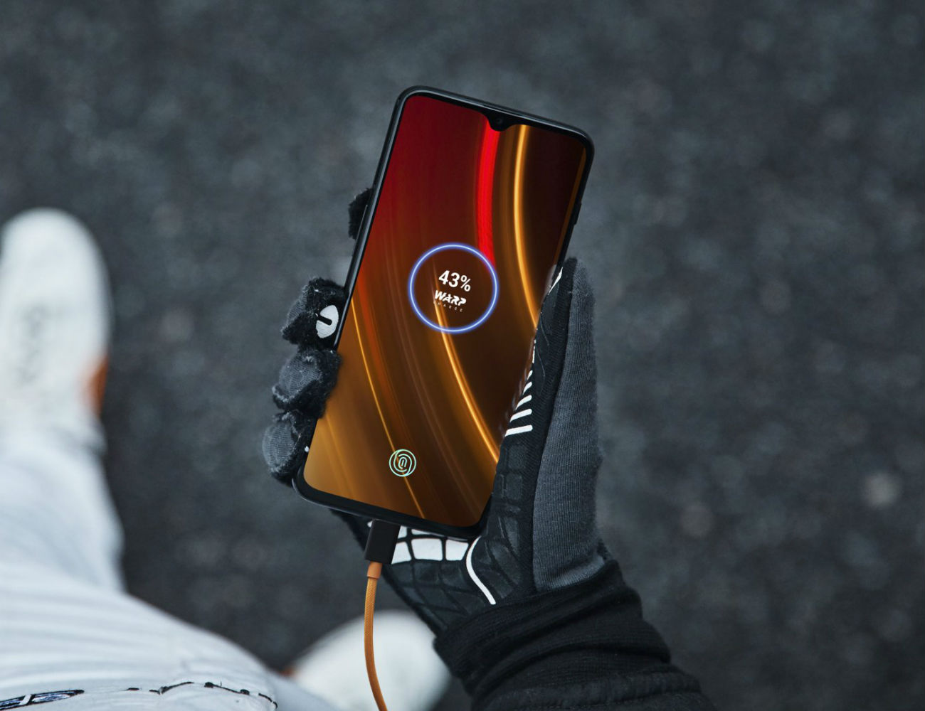 OnePlus 6T McLaren Edition Smartphone