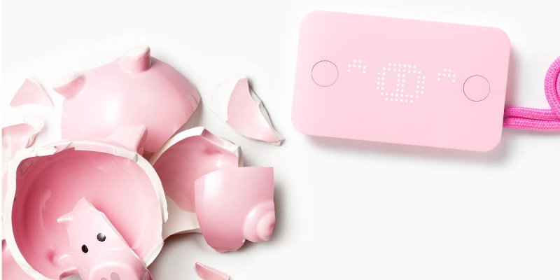 piggy bank  - Pigzbe will teach your kids to be smart with money