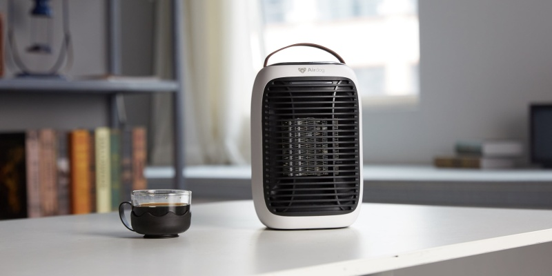 portable heater - Airdog will help you create the perfect microclimate