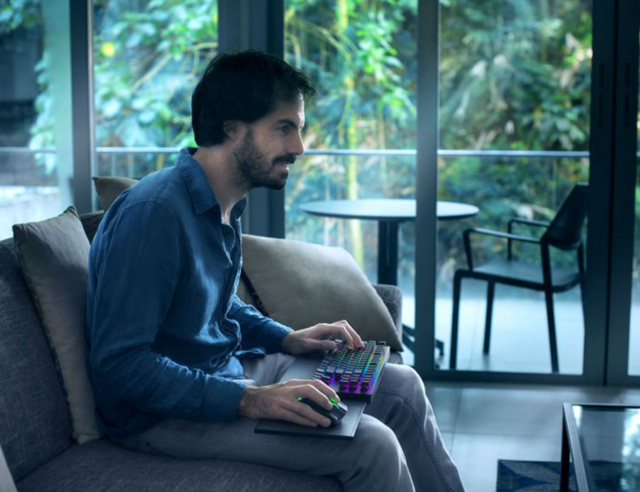 Razer Turret Xbox One Wireless Keyboard and Mouse