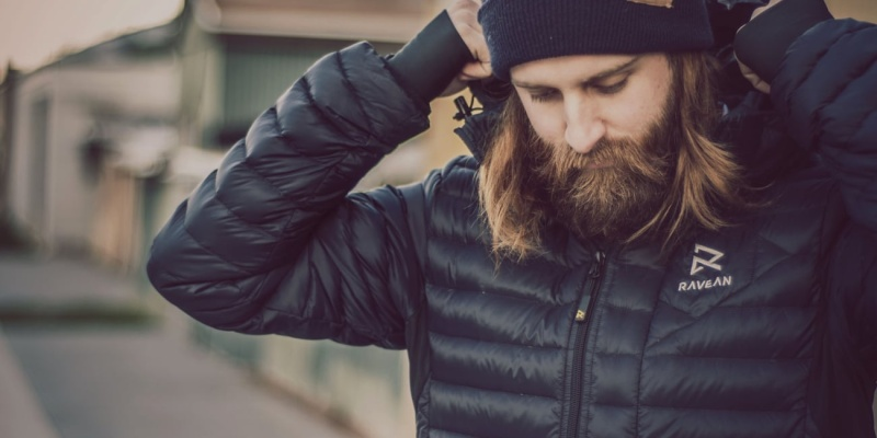 responsibly sourced - Feeling the cold? You need to try the Down X Heated jacket