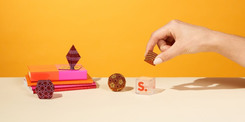 Speks Magnetic Desk Toys - Holiday gift guide - the best stocking stuffers