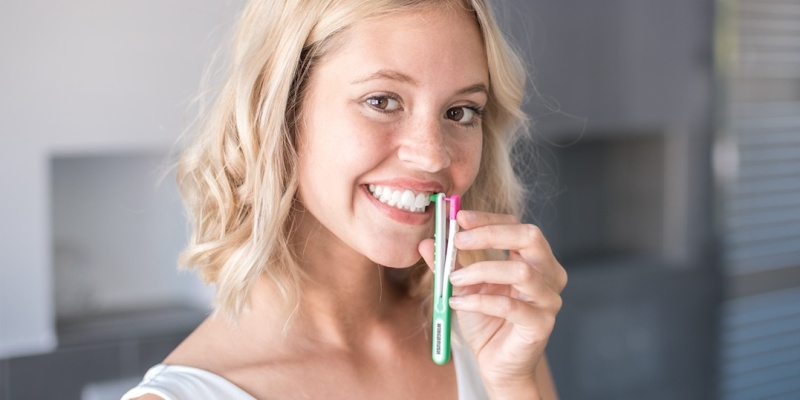 WINGBRUSH Interdental Toothbrush - Holiday gift guide - the best stocking stuffers