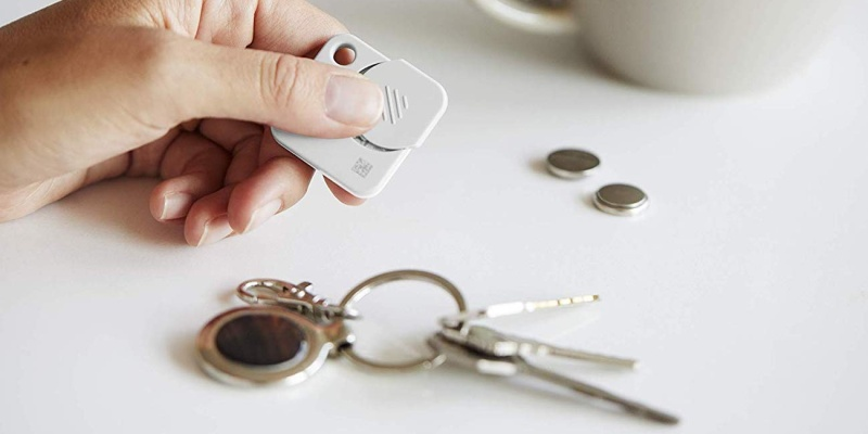 Tile Mate Bluetooth Key Finder - Holiday gift guide - the best stocking stuffers