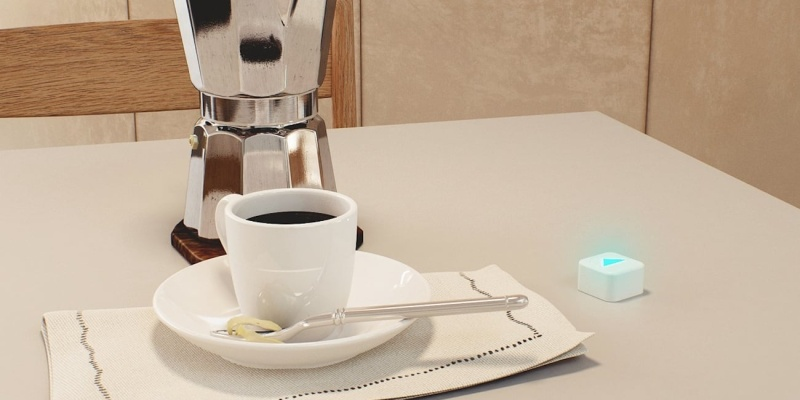 smart button - SiB wants to be your smart home trigger