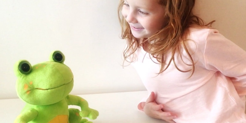 soft toys - Your kids will love playing with FroggySMART
