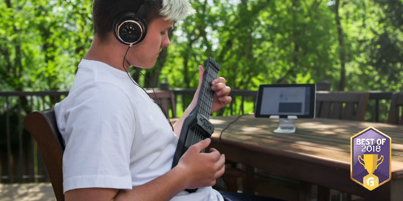 Jamstik 7 Portable Smart Guitar