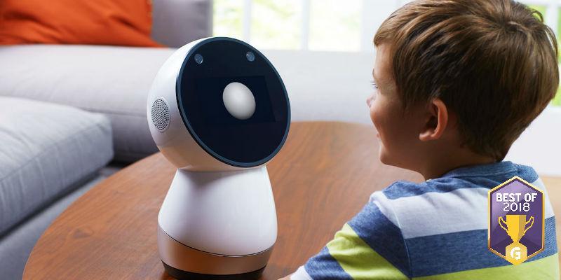 Jibo Intelligent Home Robot