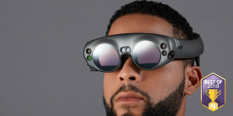 Magic Leap One AR Goggles
