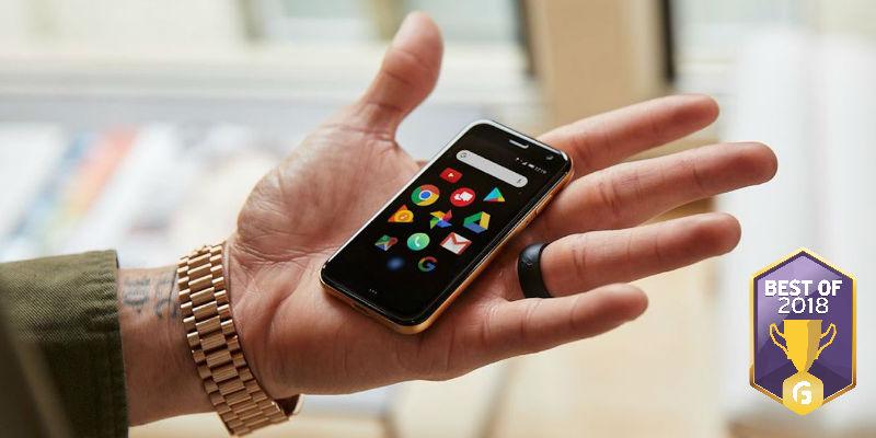 Palm Tiny Companion Smartphone