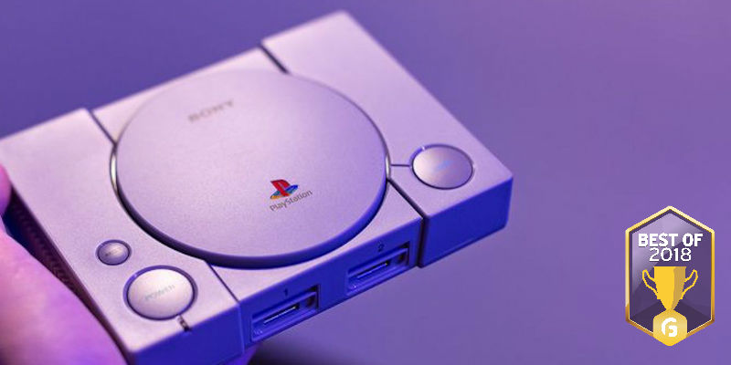 PlayStation Classic Miniature PlayStation Console