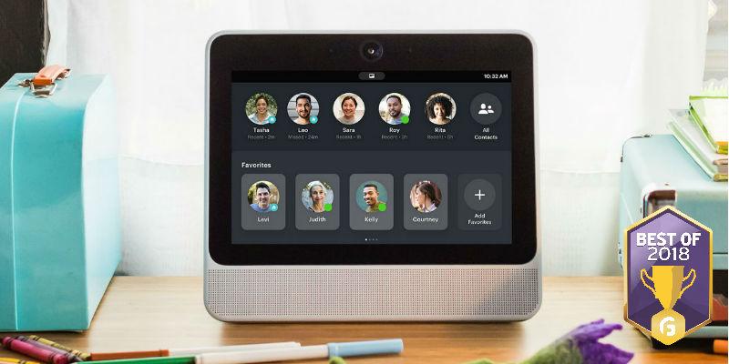 Facebook Portal Video Calling Device
