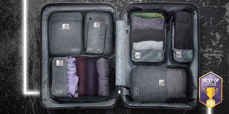 Vasco 7-Piece Smart Packing Luggage