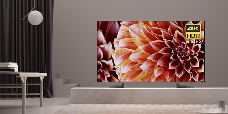 Sony X900F Series 4K Ultra HD Smart LED TV - 7 Gaming TVs that will give a better view of the action