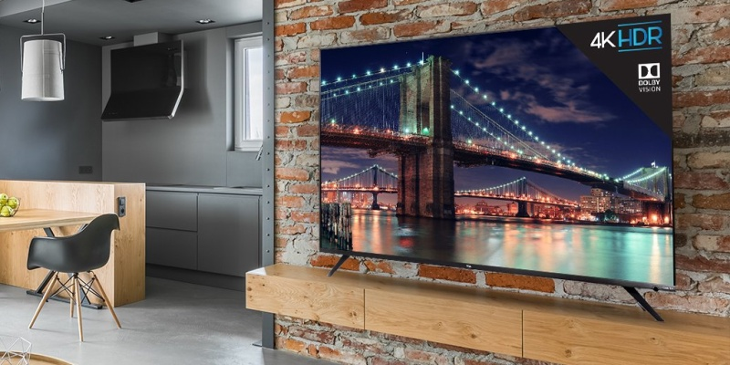TCL 6 Series 4K UHD TV with Roku - 7 Gaming TVs that will give a better view of the action