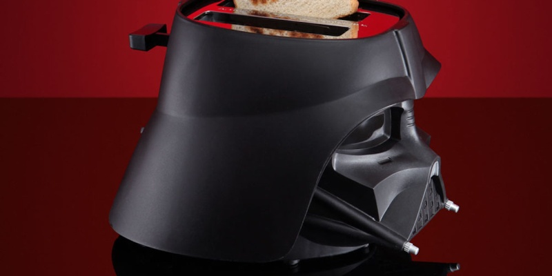Star Wars Darth Vader Toaster - Holiday gift guide – Gift ideas under $50