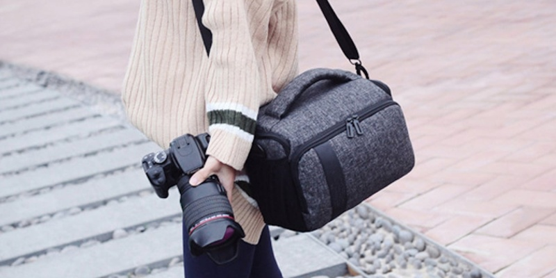 Waterproof Camera Bag - Holiday gift guide – Gift ideas under $50