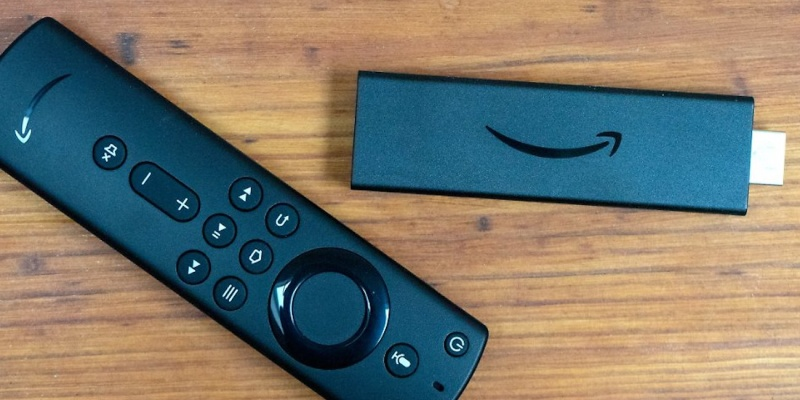 Amazon Fire TV Stick 4K - Holiday gift guide – Gift ideas under $50