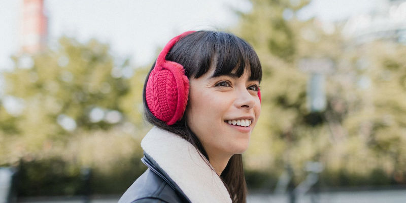 8 EDC items you need to survive the harsh winter we're about to have - Sound Huggle Wireless Headphone Earmuffs