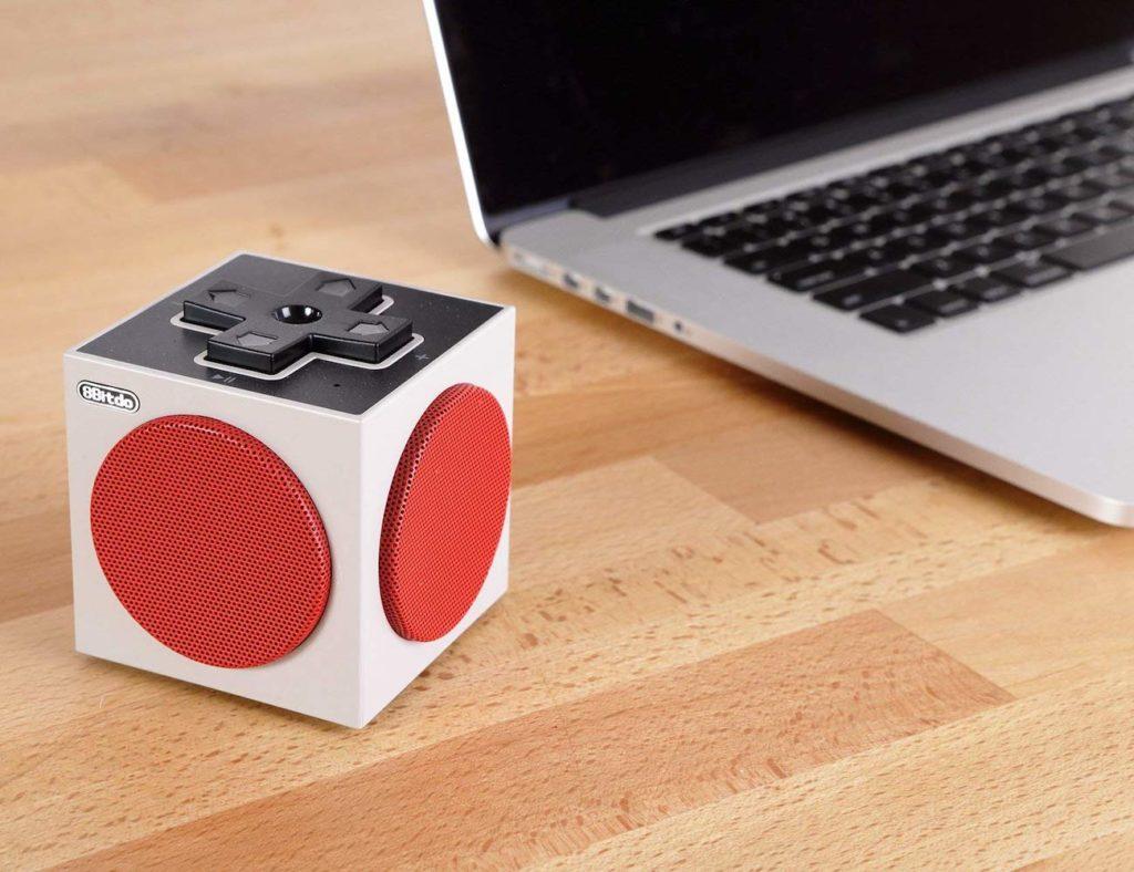 8BitDo+Retro+Cube+Speaker