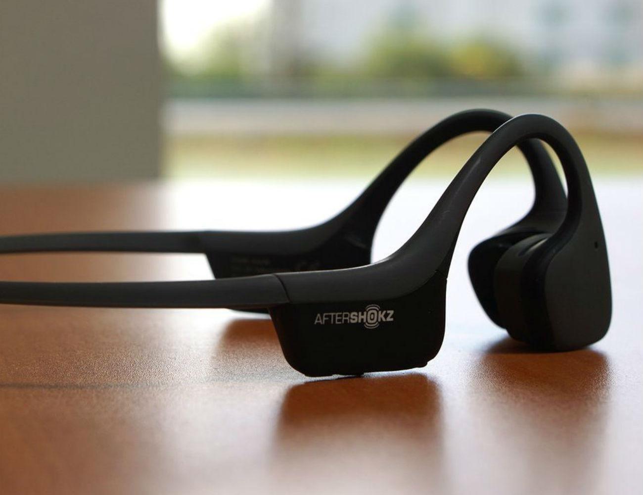 Aftershokz Xtrainerz Waterproof Bone-Conducting Headphones