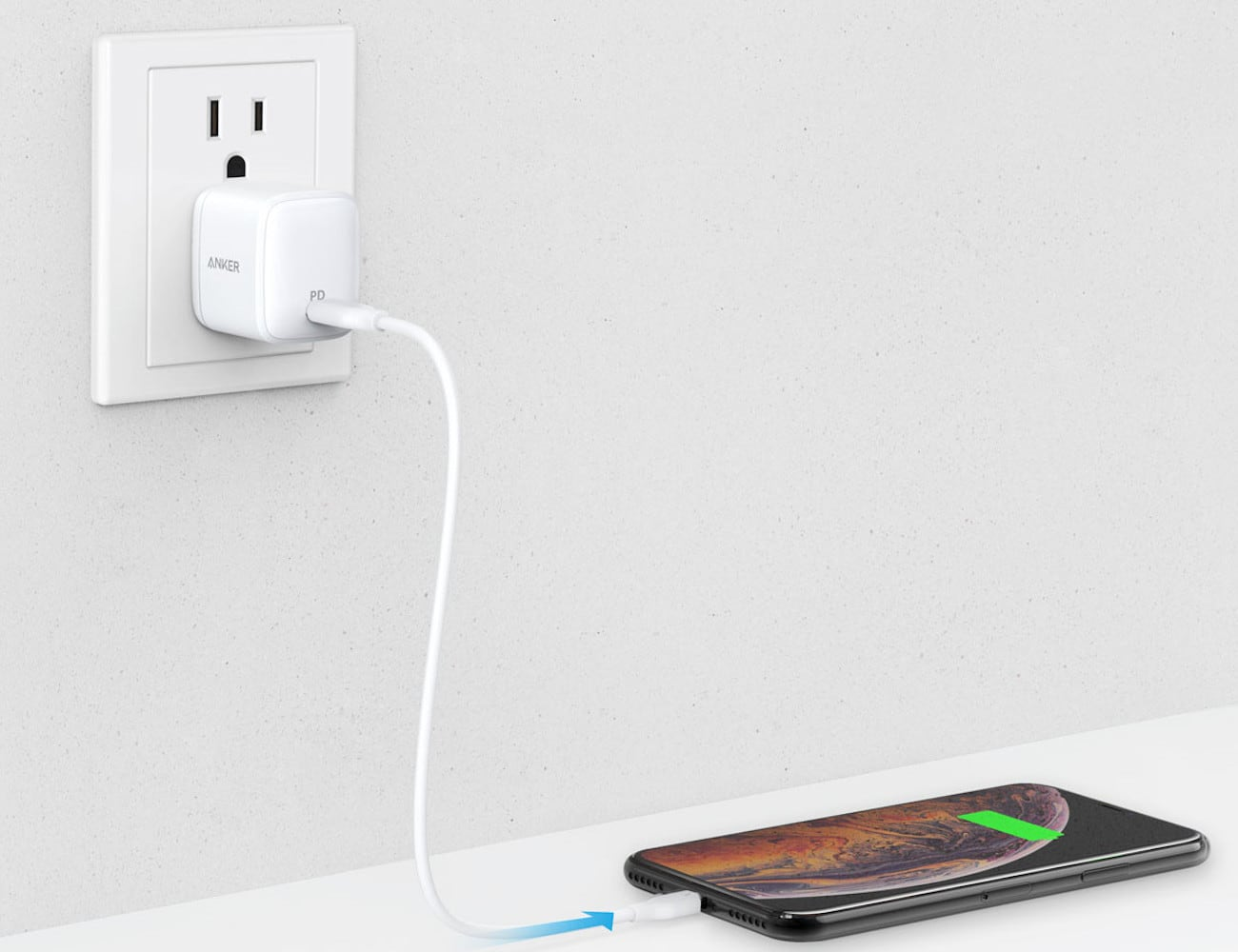 Anker PowerPort Atom PD 1 Power Delivery Charger