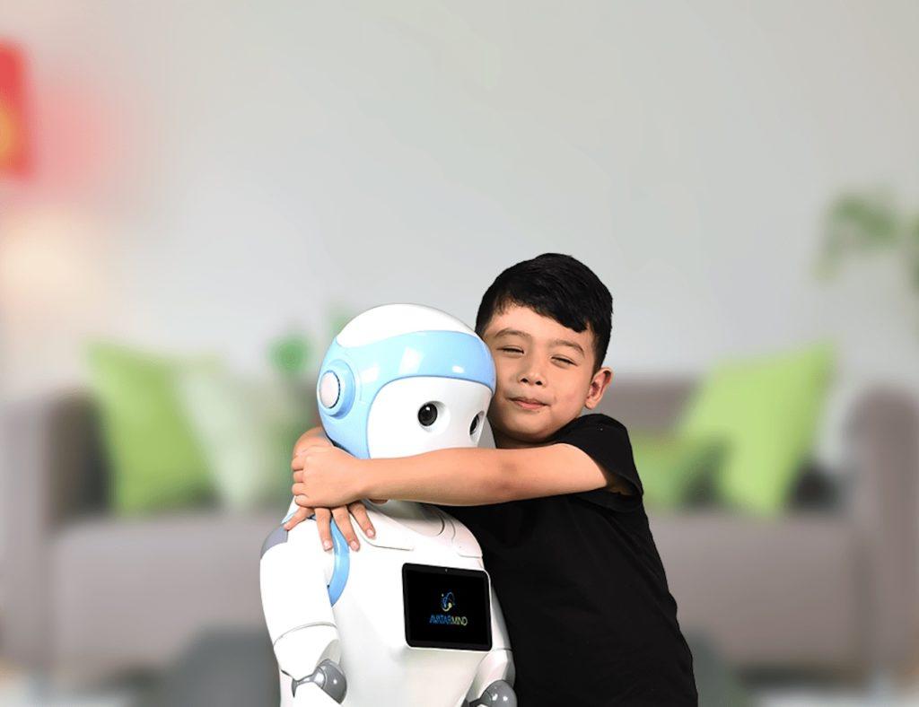 AvatarMind+iPAL+Kids+Companion+Robot